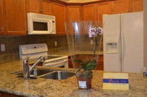 Kitchen Restored by 911 Restoration
