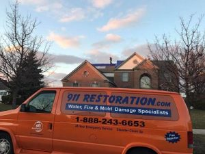Fire Damage Restoration Tahoe