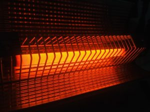 Space heaters and precautions